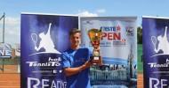 2. OTC-Open-Titel für Oberösterreichs Jungstar Florian Brunner