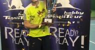 Serbiens Topstar Vladimir Vukicevic erstmals HTT-Tour-Finals-Champion