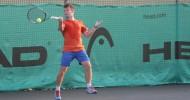 Der als unschlagbar gehaltene Gabriel Jovanovic im Semifinale entzaubert