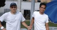 Nagl und  Harbarth bestreiten am Abend das 17. Mastersfinale