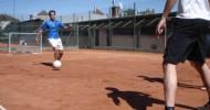 Fußball & Landhockey stellen Tennis klar in den Schatten
