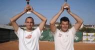 Kunz & Scharbl sind Doppel-Masters-Sieger 2006