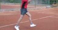 Thomas Valek mit Doppelsieg bei Comeback ins Viertelfinale
