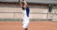 Manfred Tinauer nach Doppelschlag im Semifinale