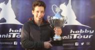 Theo Berger landet Sensationserfolg beim 100. HTT-Saisonturnier