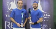 Martin Zehetner & Harald Schachinger gewinnen HTT-Australian-Open im Doppel