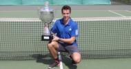 Lukas Prüger dominiert auch in der Südstadt die Masters-Series der HTT