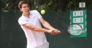 "Philipp Jahn im ""logischen"" HTT-Wimbledonfinale gegen Bernhard Scheidl"