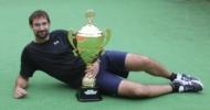 Bernhard Scheidl mit viel Aufschlag und wenig Tennis zum HTT-Wimbledonsieg 2018