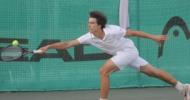 Philipp Jahn muss sich für sein HTT-US-Open-Viertelfinalticket strecken