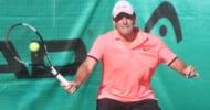 Martin Zehetner nach Sieg über Shootingstar Maxi Wild im HTT-US-Open-Semifinale