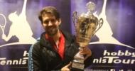 Markus Zellinger mit Titel & Selbstvertrauen vor den HTT-Australian-Open