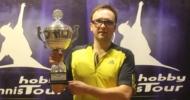 Perepelkin nach Future-Titel dritterfolgreichster internationaler HTT-Spieler