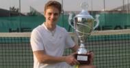 Steinhauser beim März-Masters-Series-1000-Turnier mit One Man Show