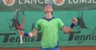 Diego Laporta stürmt auf seinem Erfolgslauf ins Finale der HTT-French-Open