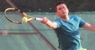 Vladimir Vukicevic gewinnt vierstündige Tennisschlacht gegen Felix Sagasser