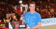 Lukas Prüger mit Titelhattrick bei den HTT-Erste Bank Open 2019
