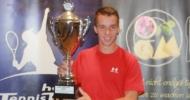 Lukas Prüger eilt zu HTT-Masters-Series-1000-Titel Nr. 9