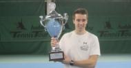 Lukas Prüger holt mit HTT Australian Open Sieg seinen 20. Karriere-Titel