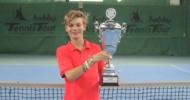 Jungstar Leo Gutjahr verhindert ersten ukrainischen HTT-Titelgewinn