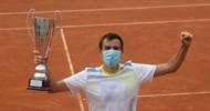 Bernd Steiner ist Österreichs erster Tennisturniersieger nach Corona