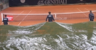 Regen verhindert HTT-Restart und sorgt für terminliche Probleme