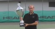 Erster HTT Grand Slam Titel für Martin Zehetner